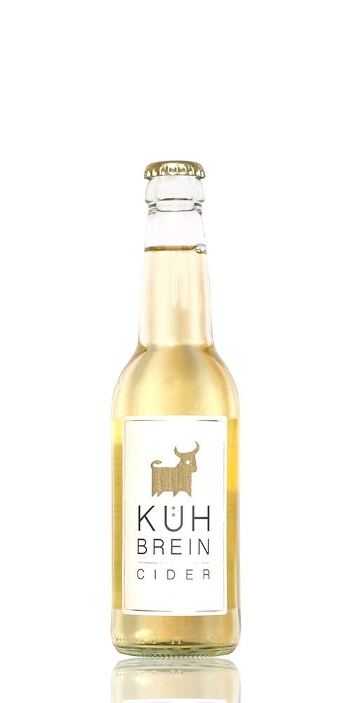 KührbreinCider Flasche